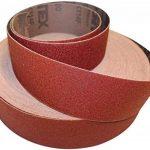 VSM 726530 Bande Abrasif en Rouleau Corindon Grains 80, Brun, 40 mm x 50 m de la marque VSM image 1 produit