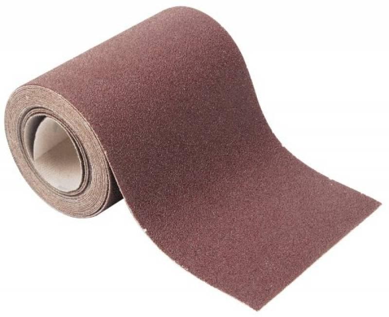 Papier abrasif EASYROLL Grain 40-180 schleifrolle du papier de verre 115 mm x 4,5 m//rôle