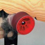 Wolfcraft 2245000 Rouleau de ponçage Queue 8 mm 75 x 80 mm de la marque Wolfcraft image 1 produit