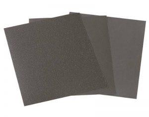 Wolfcraft 3119000 16 Feuilles Abrasives Papier à L'eau Et à Sec Longueur 280 X Largeur 230 Mm Grains 280 400 600 1000 de la marque Wolfcraft image 0 produit