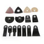 WORKPRO Coffret des Accessoires d'Outil Multifonction Oscillant (24-pièce) de la marque WORKPRO image 2 produit